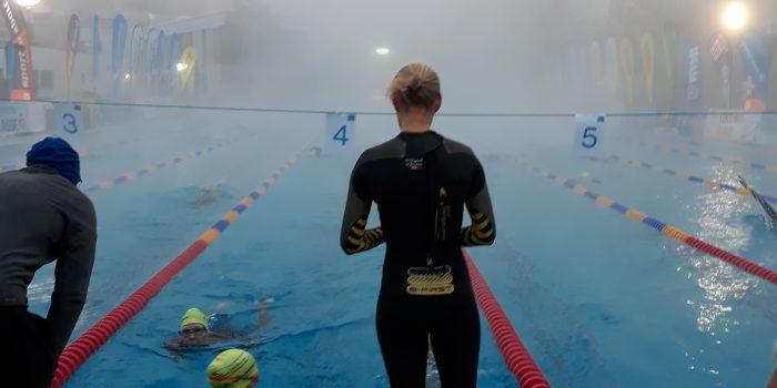 24 Stunden Schwimmen
