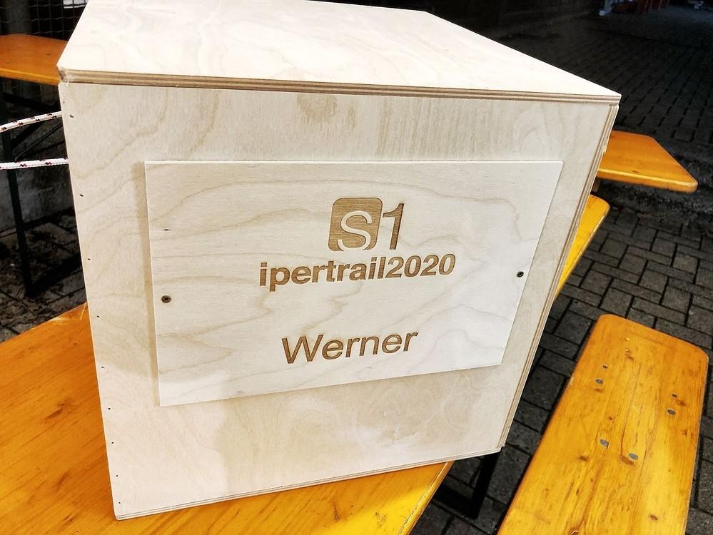 """Erlebnisbericht von Teammitglied Werner: S1-Ipertrail am """"La corsa della bora"""""""