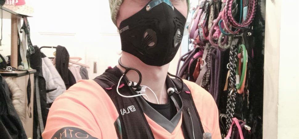 Peters Doppelmarathon - Challenge in der Coronakrise