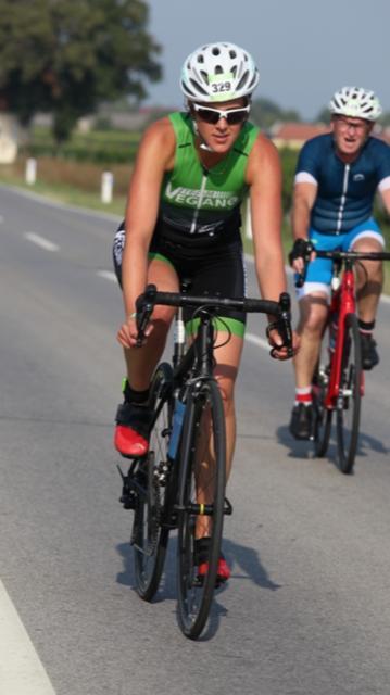 Triathlon während COVID-19:  Training und Gedankeneinblick