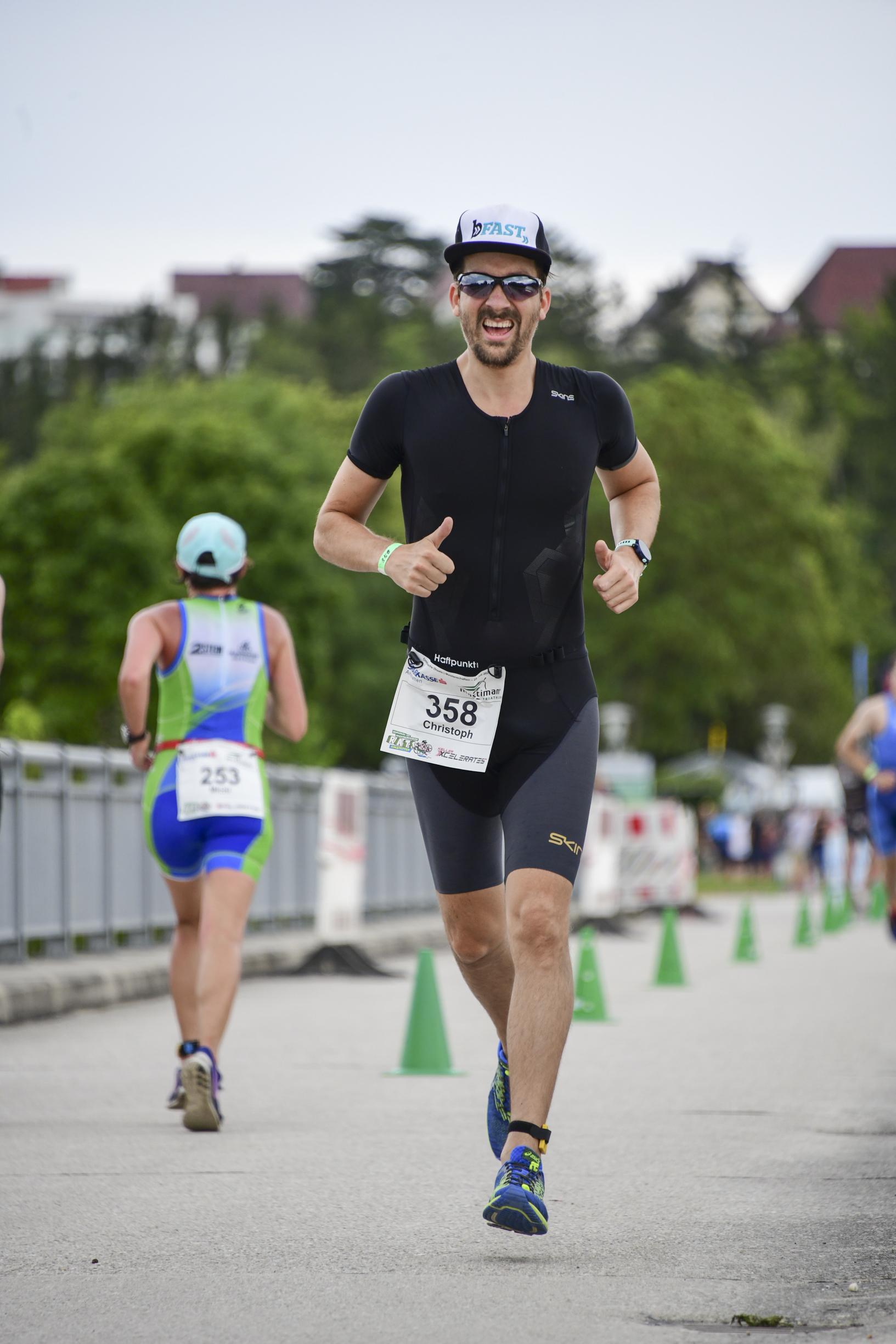 Mostiman 2020: von Startsprüngen, Medaillen und Zeitstrafen