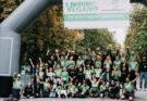 Gemeinsam ein Zeichen setzen: über 600 strahlende Gesichter beim zehnten Jubiläums-Tierschutzlauf